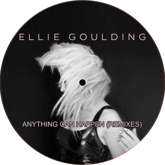 Ellie Goulding/ANYTHING COULD HAPPEN 12""