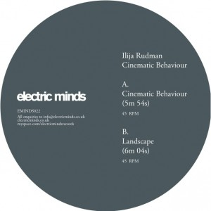 Ilija Rudman/CINEMATIC BEHAVIOUR 12""