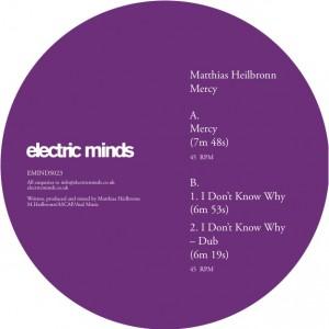 """Matthias Heilbronn/MERCY 12"""""""