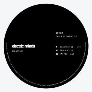"""Echer/BASEMENT EP 12"""""""