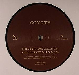 Coyote/THE JOURNEY EP (JAP IMPORT) 12""