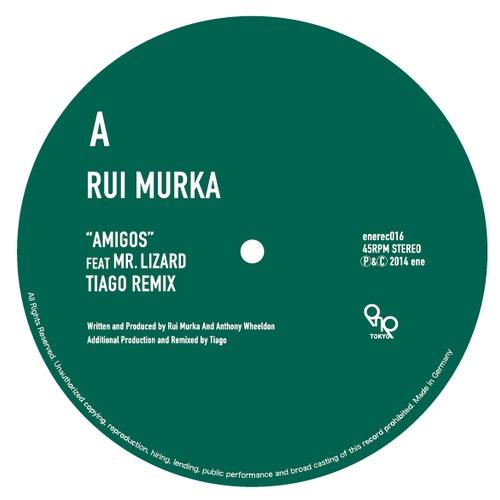 "Rui Murka/AMIGOS (TIAGO REMIX) 12"""
