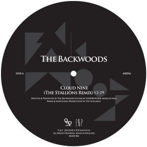 Backwoods/CLOUD NINE REMIXES 12""