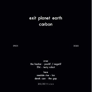 Various/EXIT PLANET EARTH: CARBON EP 12""