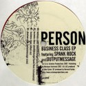 Person/BUSINESS CLASS SPANK ROCK RMX 12""