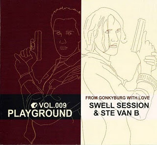 Various/PLAYGROUND VOL. 9 CD