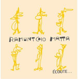 Ramuntcho Matta/ECOUTE LP