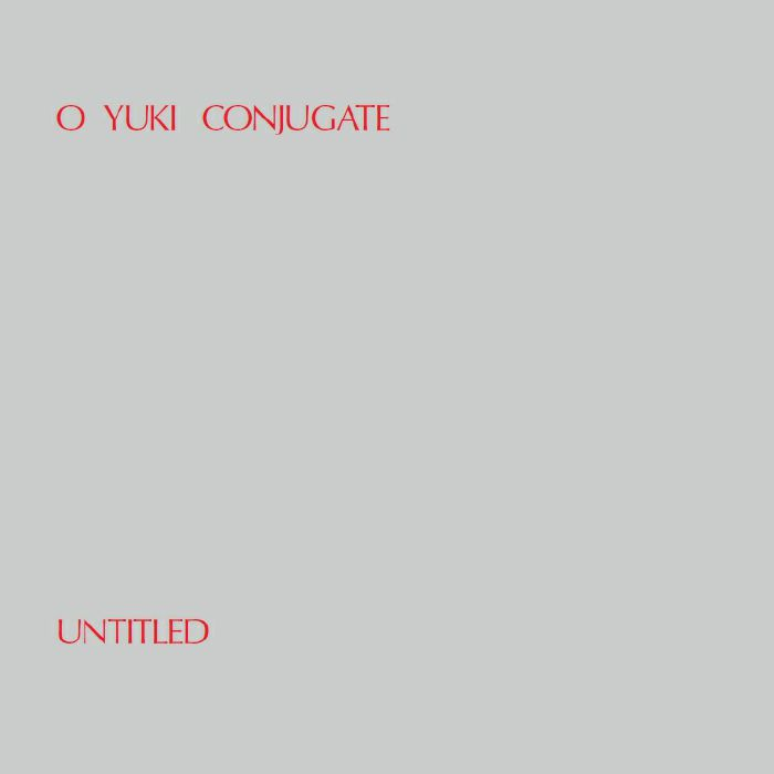 O Yuki Conjugate/UNTITLED 10""