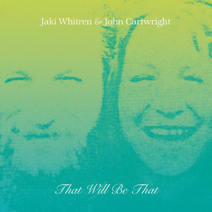Jaki Whitren/THAT WILL BE THAT 7""