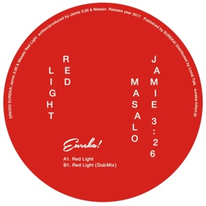 Jamie 3:26 & Masalo/RED LIGHT 12""