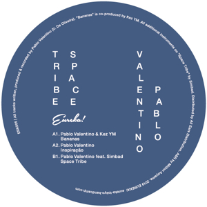 Pablo Valentino/SPACE TRIBE 12""