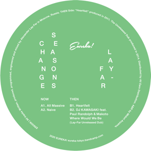 Lay-Far/SEASONS CHANGE EP 12""