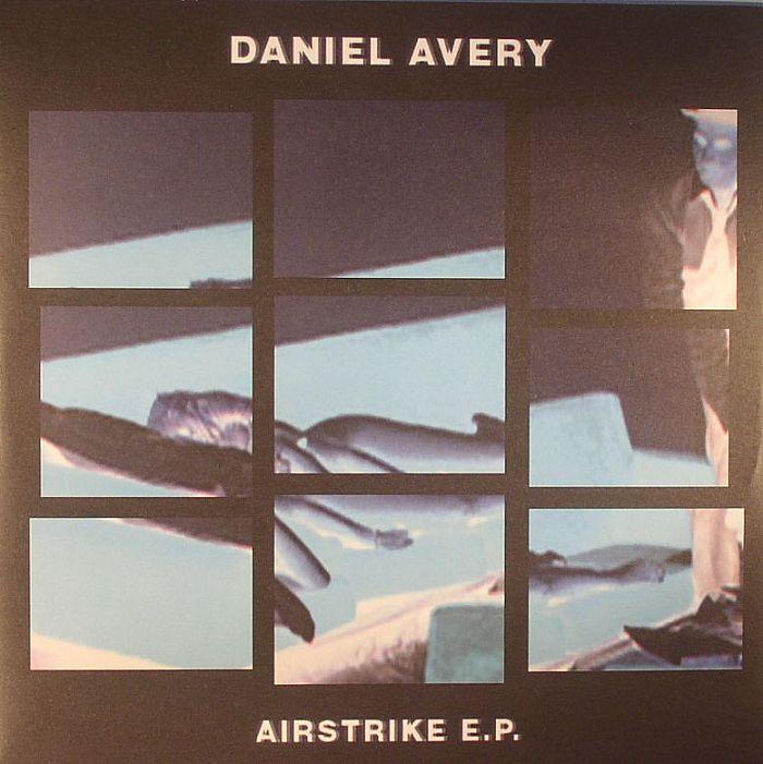 "Daniel Avery/AIRSTRIKE EP 12"""