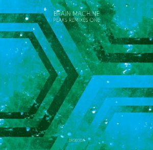 Brain Machine/PEAKS REMIXES ONE 12""