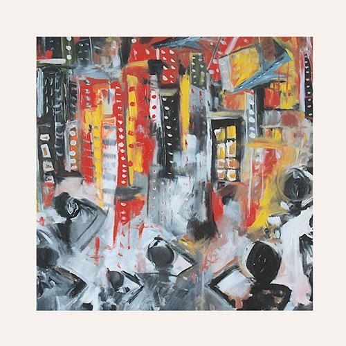 Culross Close/FORGOTTEN ONES LP