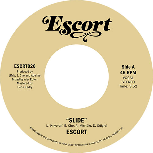 """Escort/SLIDE 7"""""""