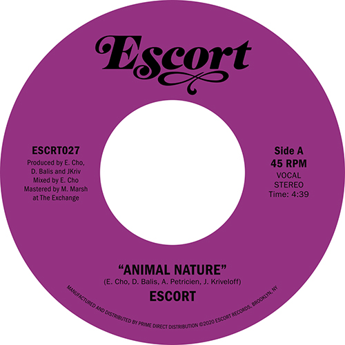Escort/ANIMAL NATURE 7""