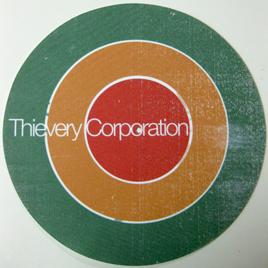 Thievery Corp/BULLSEYE SLIPMAT
