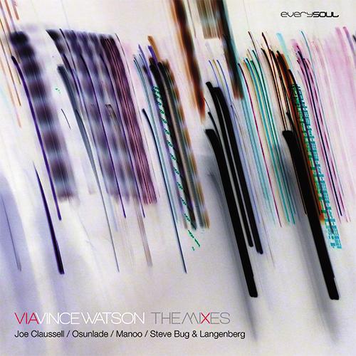 """Vince Watson/VIA: THE MIXES 12"""""""