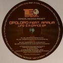 "Opolopo ft. Amalia/LIFE'S A DANCE EP 12"""