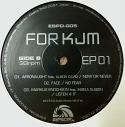 """Various/FOR KJM EP# 1 (K) 12"""""""