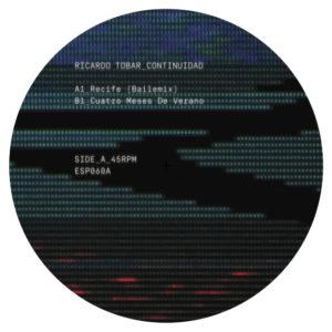 "Ricardo Tobar/RECIFE (BAILEMIX) 12"""