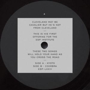 "Cleveland/KYOTO 12"""