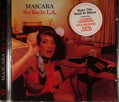 Mascara/SEE YOU IN L.A. CD