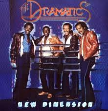 Dramatics, The/NEW DIMENSION CD