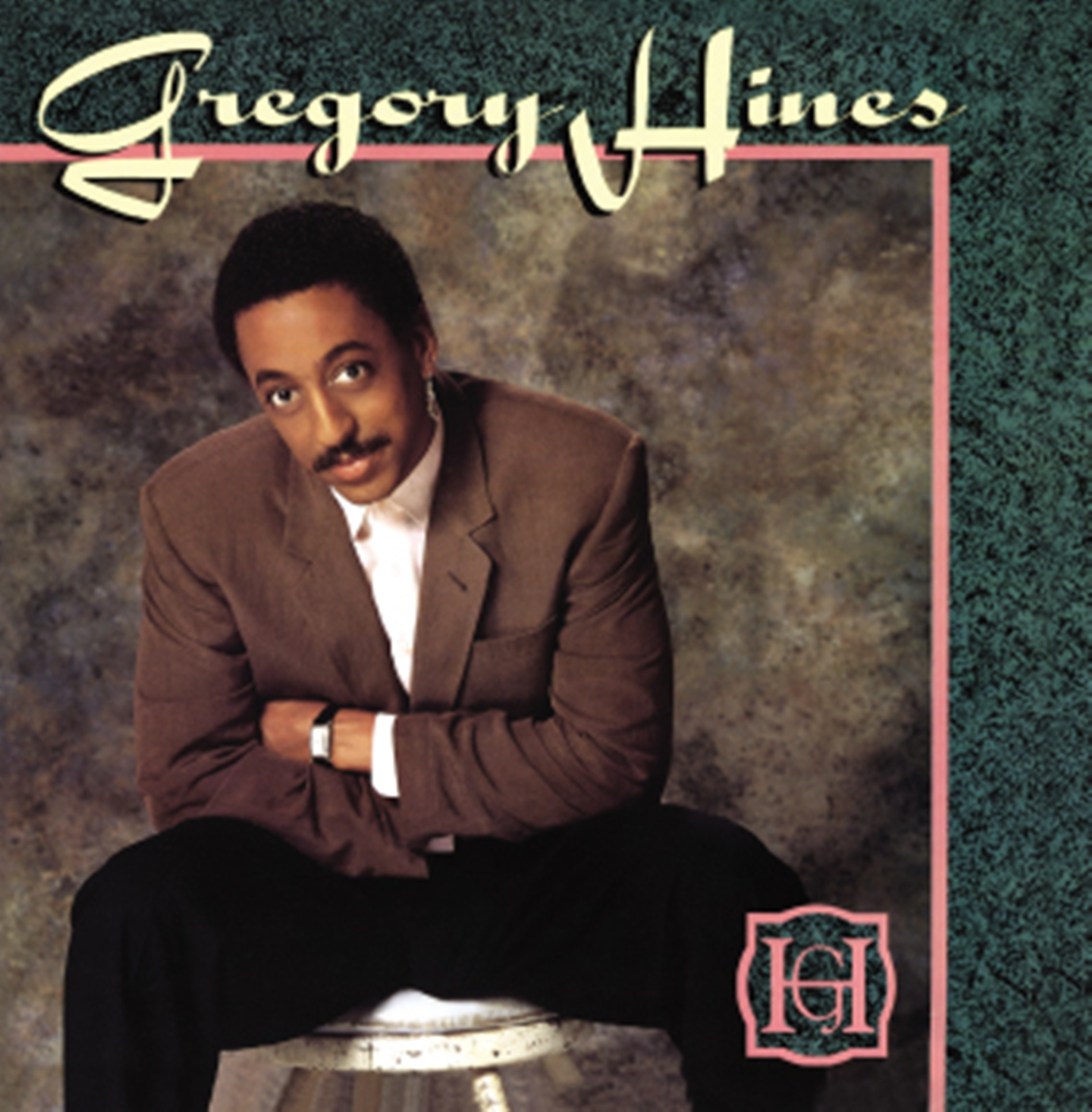 Gregory Hines/GREGORY HINES CD