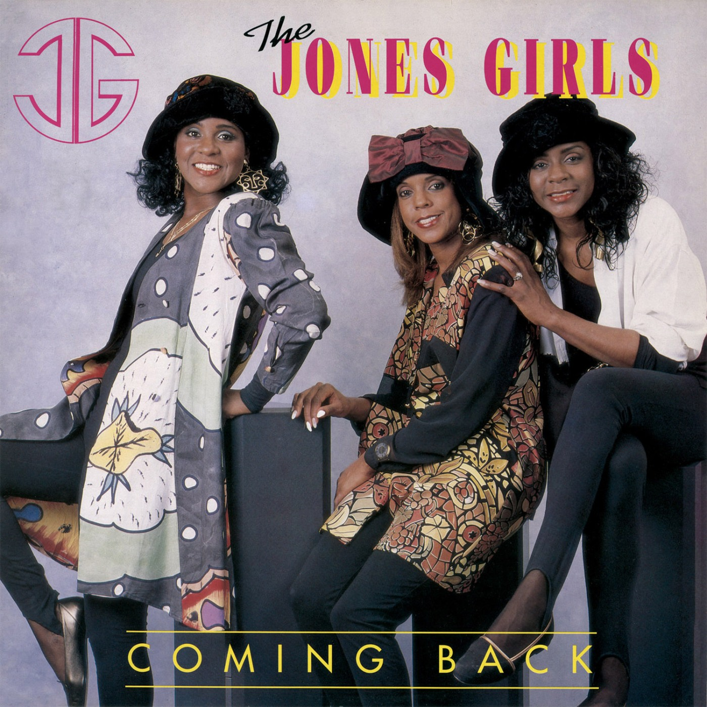 Jones Girls/COMING BACK CD