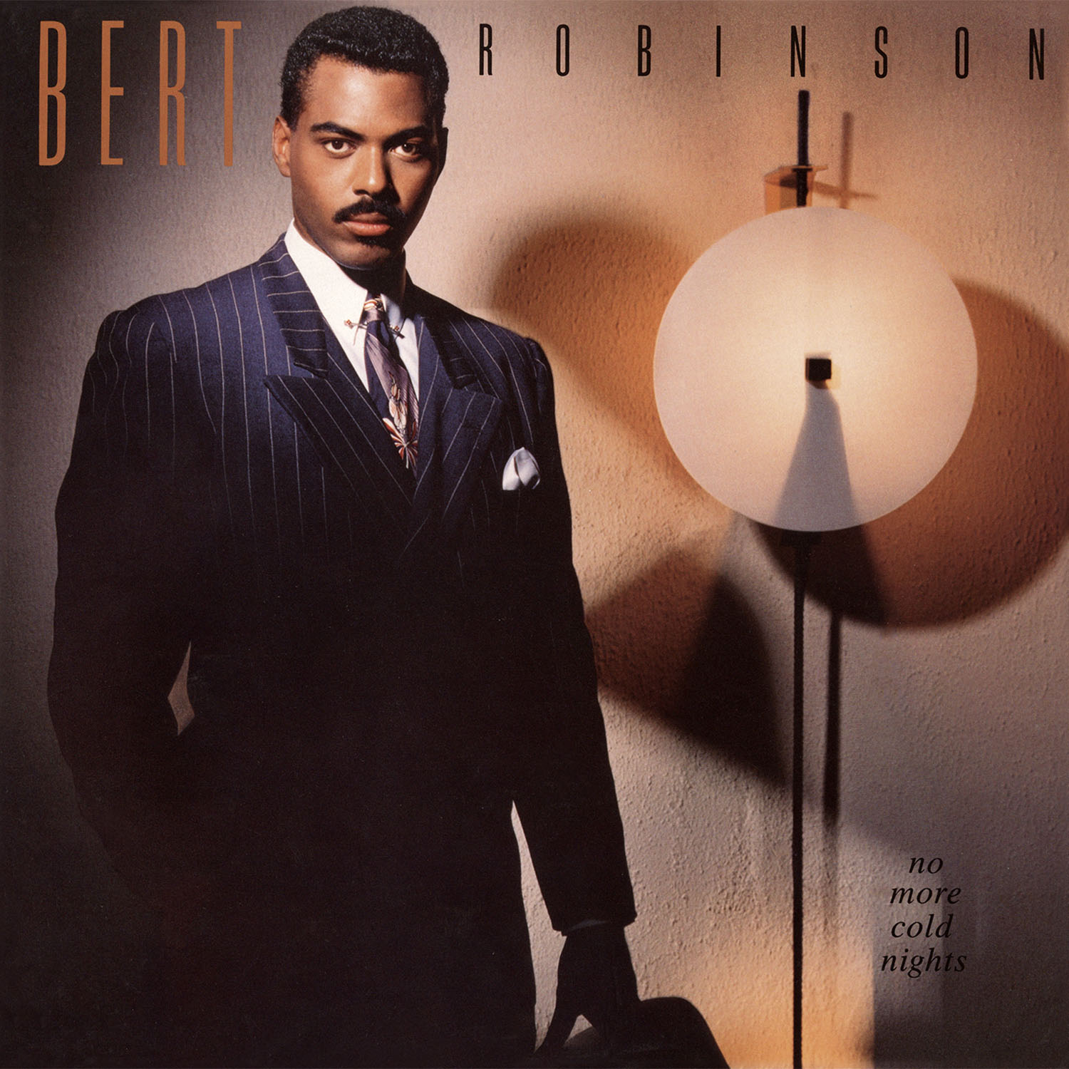 Bert Robinson/NO MORE COLD NIGHTS CD