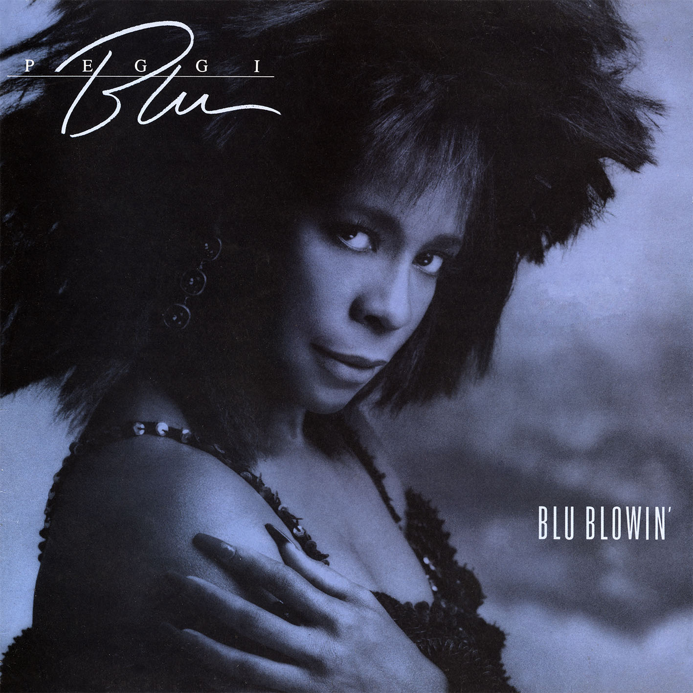 Peggi Blu/BLUE BLOWIN (1987) CD