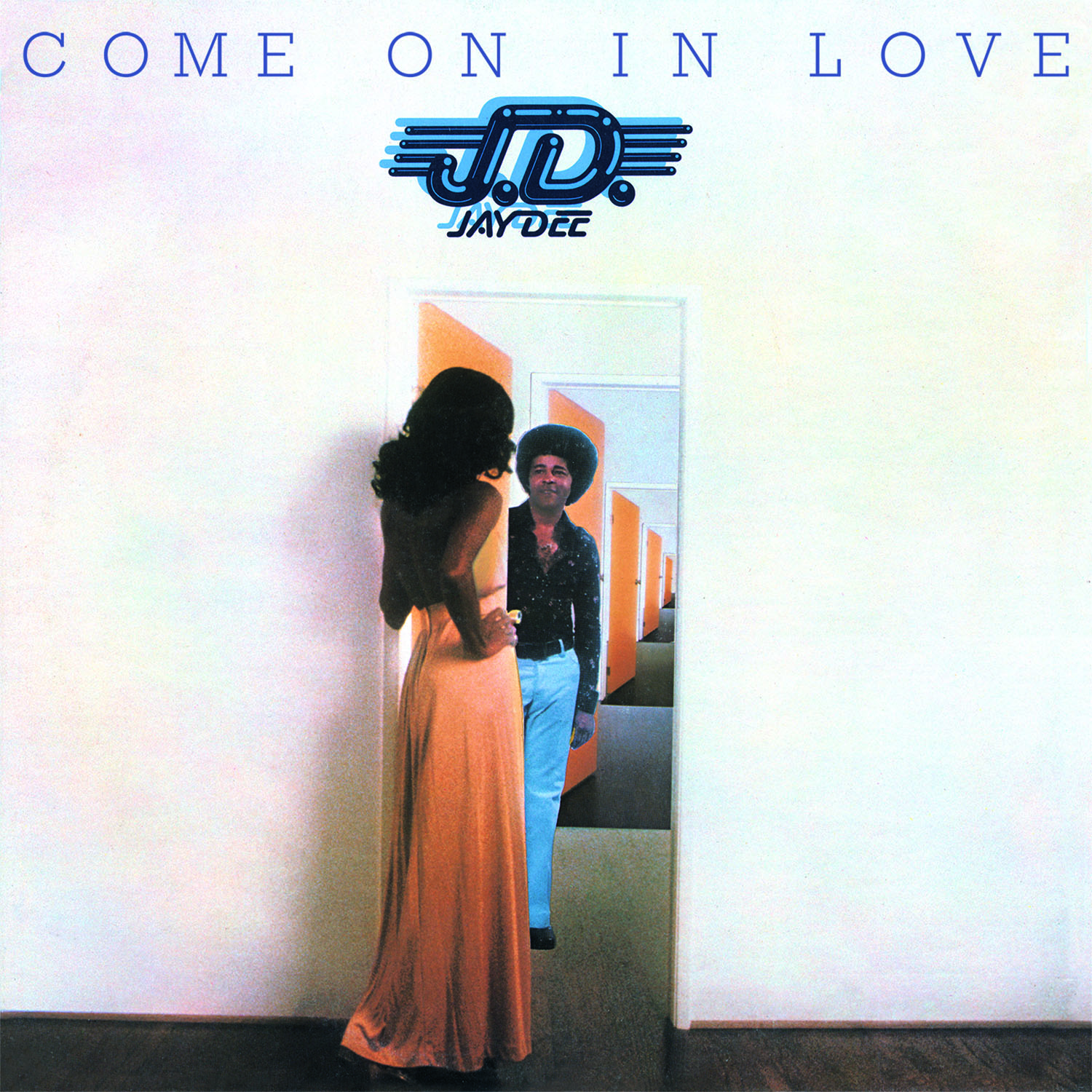 Jay Dee/COME ON IN LOVE (EXPANDED) CD