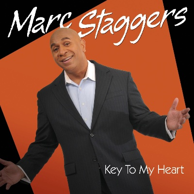 Marc Staggers/KEY TO MY HEART CD