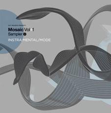 "Various/MOSAIC VOL. 1 SAMPLER #2 10"""