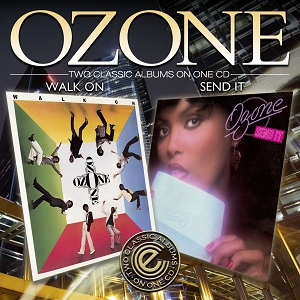 Ozone/WALK ON & SEND IT CD