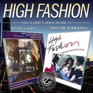 High Fashion/FEELIN' LUCKY & MADE UP CD