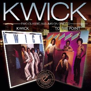 Kwick/KWICK & TO THE POINT CD
