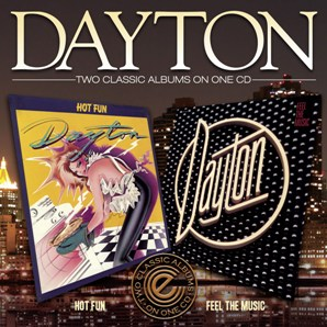 Dayton/HOT FUN & FEEL THE MUSIC CD