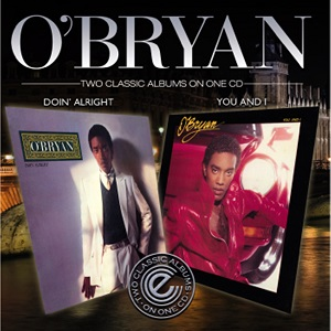 O'Bryan/DOIN' ALRIGHT - YOU AND I  CD