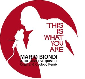 Mario Biondi/THIS IS WHAT YOU ARE 12""