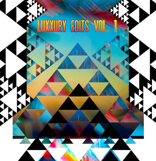 "Luxxury/EDITS VOL. 1 12"""