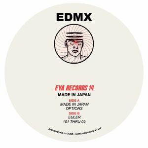 "EDMX/MADE IN JAPAN 12"""