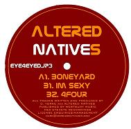 Altered Natives/BONEYARD 12""