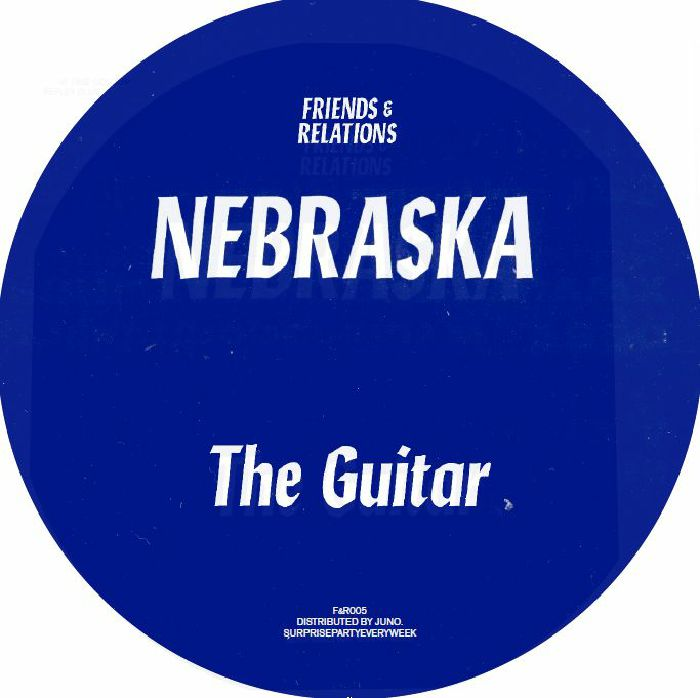 Nebraska/THE GUITAR 12""