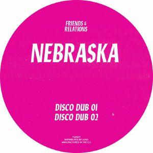 """Nebraska/DISCO DUBS PT 1 12"""""""