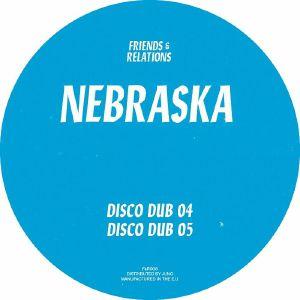 """Nebraska/DISCO DUBS PT 2 12"""""""