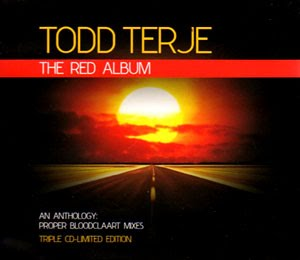Todd Terje/RED ALBUM 3CD