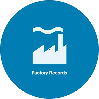 Factory Records/BLUE LOGO SLIPMAT